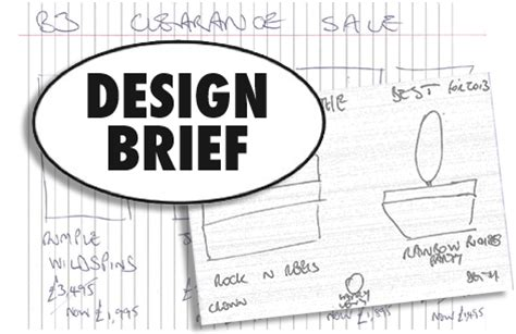design brief a good design brief is key to graphic design print print