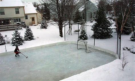 backyard ice rink tips backyard ice rink tips outdoor furniture design and ideas