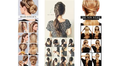 diy open hairstyles 5 diy standout hairstyles for formal occasions