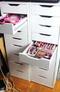 Organizing Makeup Drawers by Makeup Organizers With Drawers Mugeek Vidalondon