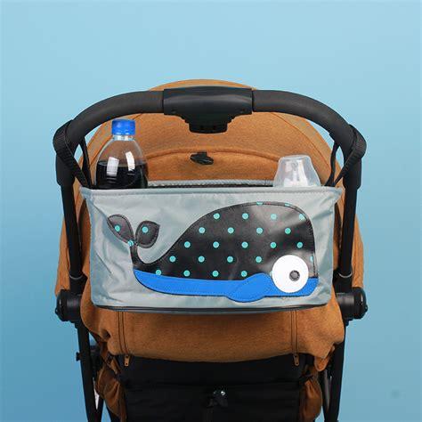 Kereta Dorong Bayi Di Semarang tas keranjang perlengkapan bayi untuk stroller kereta dorong bayi white jakartanotebook