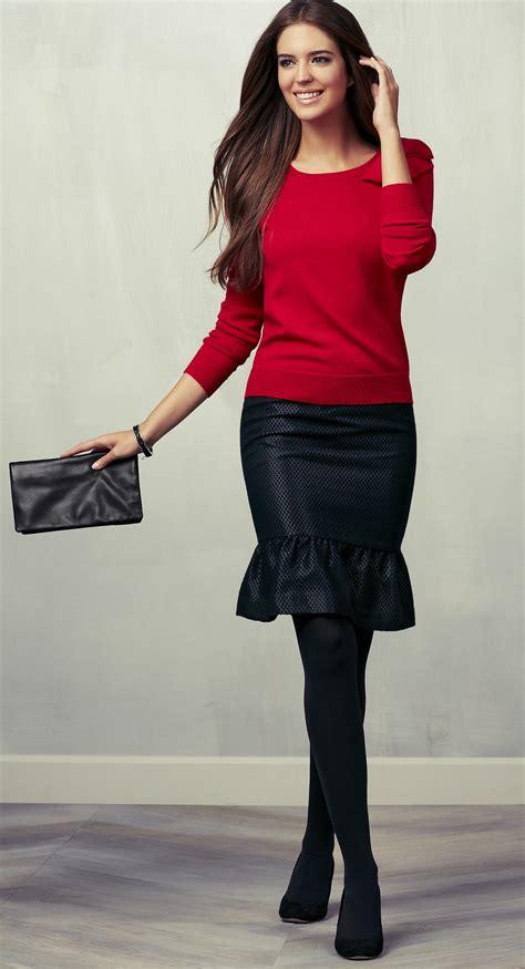 Clara Alonso for Ann Taylor November 2012 Lookbook   Fab Fashion Fix