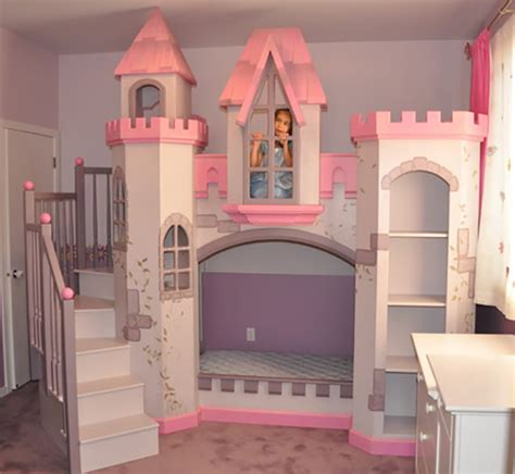 princess bunk beds 8 fanciful fairy tale beds for your little princess or prince