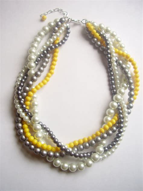 ideas for beaded necklaces diy 11 beautiful ideas for necklace