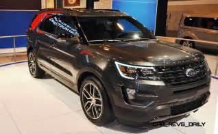 Explorer Ford 2016 2016 Ford Explorer Sport