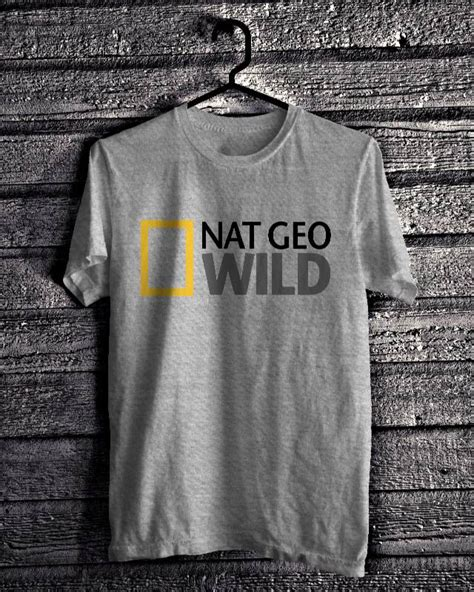 Kaos Natgeo Get Lost national geographic adventure kaos murah kaos grosir
