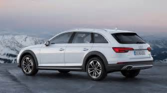 the new audi a4 allroad quattro is already a reality