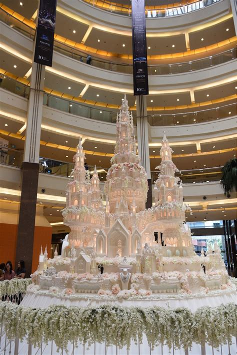 Weddingku Exhibition Jakarta by The Wedding Cake In Indonesia At The Premium