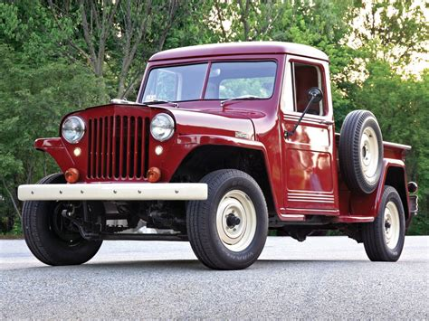 vintage jeep image gallery old jeep pickups