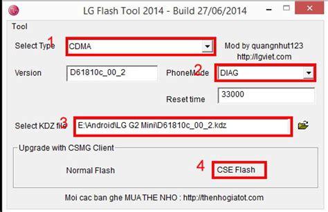 tutorial flash kdz tutorial flash lg g5 menggunakan flash tools solusi gadget