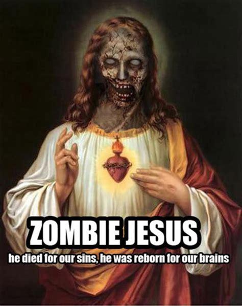 Zombie Jesus Meme - image 286275 zombie jesus know your meme