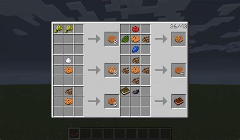how to a in minecraft the gallery for gt how to make a cookie in minecraft