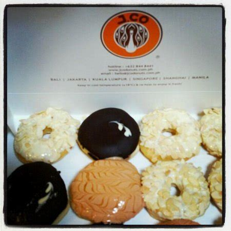 J Co Donuts And Coffee j co donuts coffee quezon city omd 246 om restauranger tripadvisor