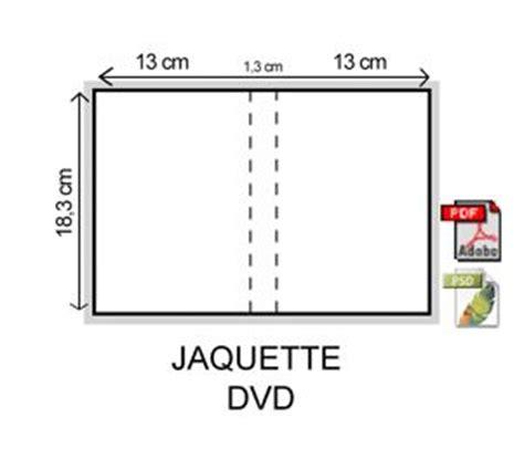 format jaquette dvd photoshop gabarit jaquette dvd silhouette pinterest