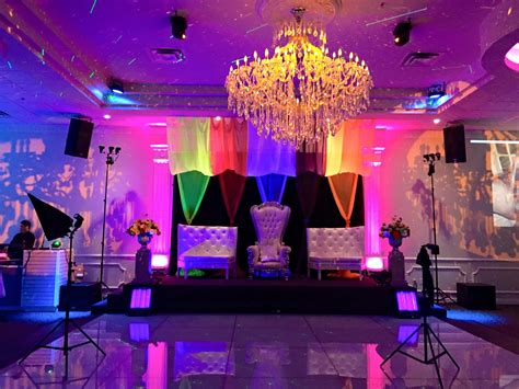 quinceanera themes glow in the dark bella luna reception hall my dallas quinceanera