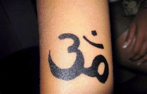 10 Amazing Hindi Tattoo Designs With Meanings Body Art Guru 10 Tattoos Will Keep Cheerful Year
