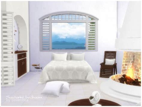 santorini bedroom sims by severinka santorini bedroom sims 4 downloads
