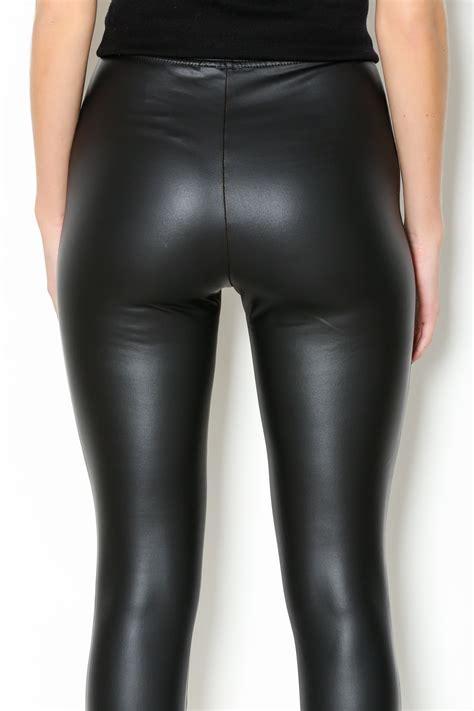 Fashion Color Trends 2017 by Rd Style Faux Leather Legging From Michigan By Sparrow