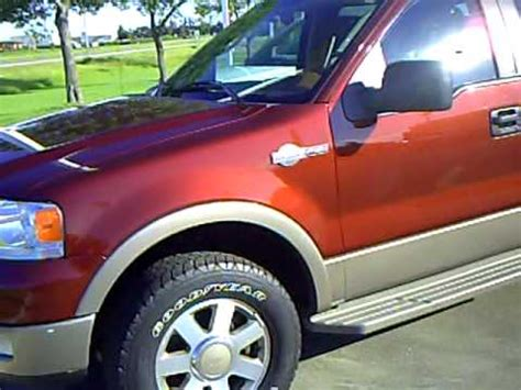 2005 ford f150 king ranch 4x4 youtube