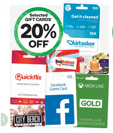 Red Balloon Gift Card Woolworths - rowan gift cards on sale page 4