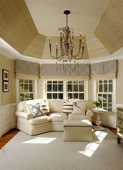 master bedroom tray ceiling makeover house building pinterest sisal wallpaper on tray ceiling master bedroom makeover