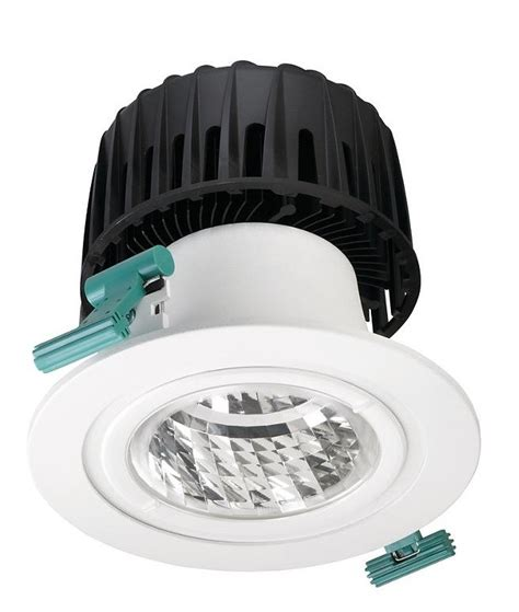 Lu Downlight Led Philips philips luxspace accent led recessed downight fixed 3200lm
