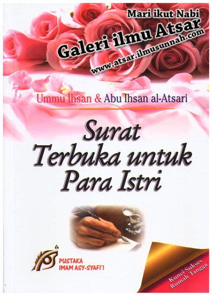 Surat Terbuka Untuk Para Suami majlis perkahwinan yang sunnah mudah dan barakah 187 ilmusunnah