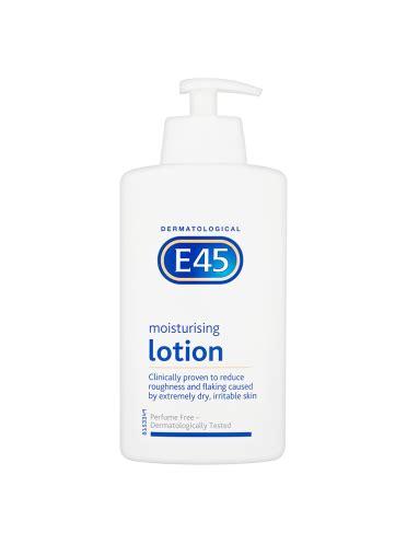 tattoo care e45 e45 dermatological moisturising lotion 500ml first 4 meds