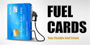 manage your bills with a fuel card
