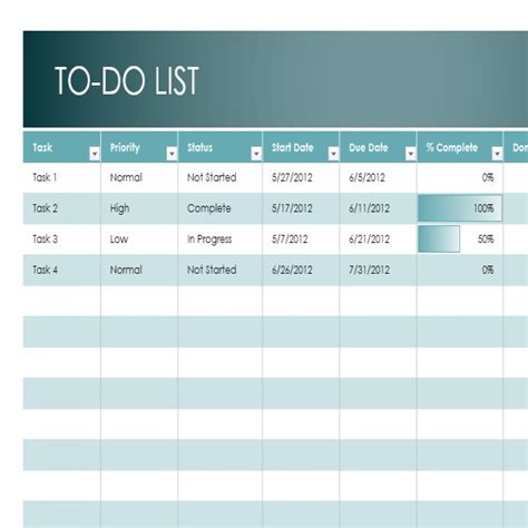 monthly to do list excel template weekly task list template excel task list templates