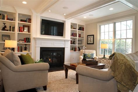 18 ideas to design comfortable your family room interior