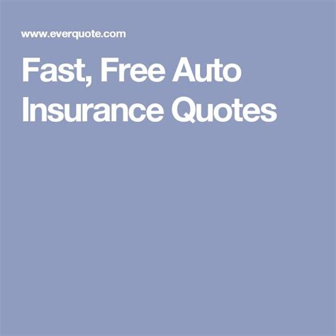 Free Auto Insurance Quotes by 25 Unique Insurance Quotes Ideas On