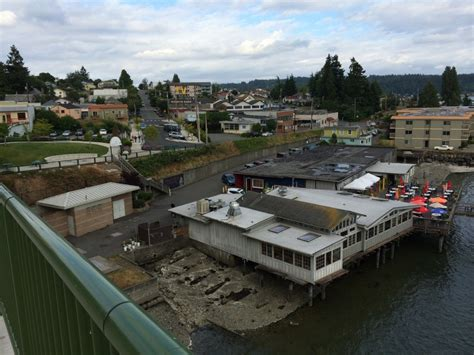 Boat Shed Bremerton by In Manette How The Boat Shed Got Its Parking Lot Back