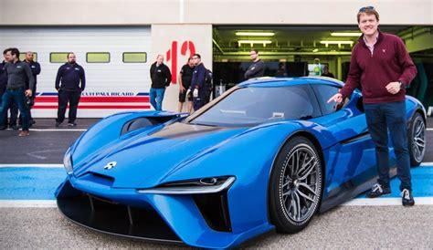 aero ev el carro electrico rapido mundo nio ep9 el auto el 233 ctrico m 225 s r 225 pido mundo lista de