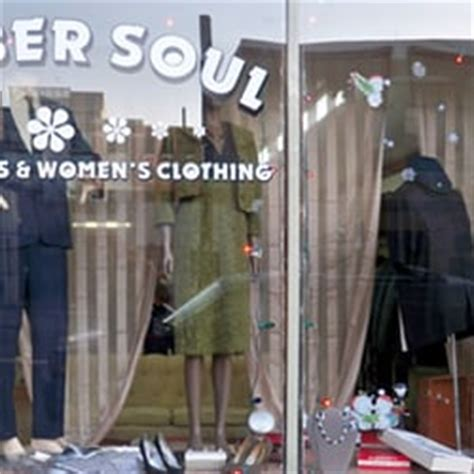 rubber soul vintage clothing used vintage consignment