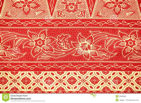 batik sarong pattern traditional batik sarong pattern stock photo image 30289398