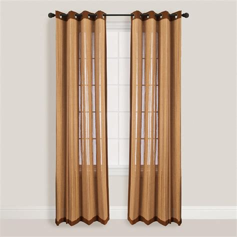 curtains bamboo decorating ideas bamboo curtains all about home design