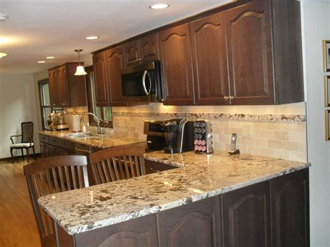 Updating Kitchen Cabinets On A Budget Kitchen Backsplash Design Ideas Photos And Descriptions