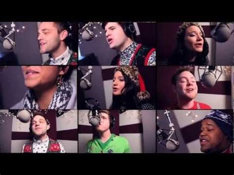 merry christmas happy holidays nsync billy van remixcover ft  merry christmas