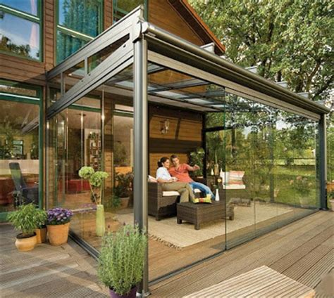 add a outdoor room to home modern outdoor glass patio rooms design 2011 glasoase by