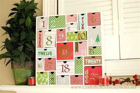 Discount Advent Calendars Advent Calendar Countdown Craft Idea