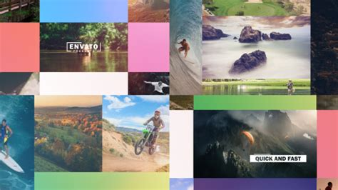 buy after effects templates the slideshow after effects template videohive