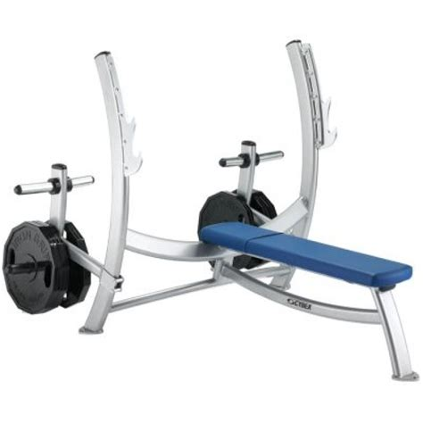 olympic bench press equipment weight storage for cybex olympic bench press best gym