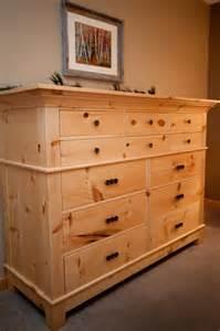 Knotty pine dresser pinandscroll com