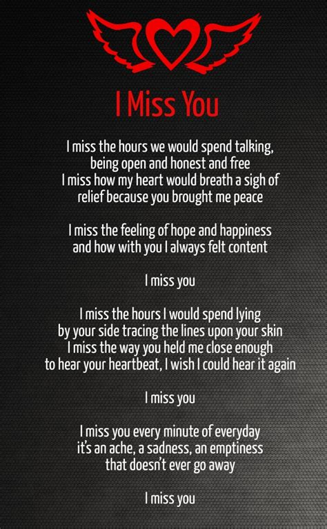 Komik Second You Can T Dissapear From Me Lengkap Murah 30 missing you poems for him to make emotional pics