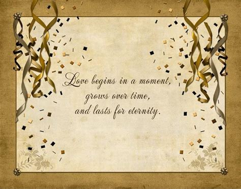 Golden Wedding Anniversary Quotes by 25 Silver Wedding Anniversary Quotes