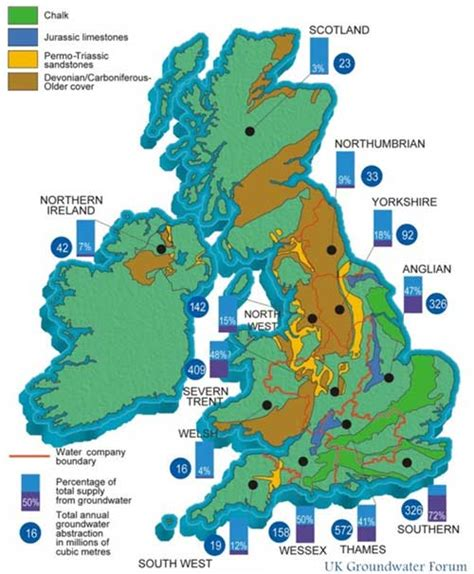 map uk global warming riskmap uk groundwater climate change discovering geology