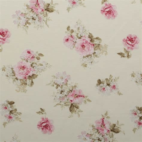 vintage wallpaper shabby chic fabric vintage chintz shabby roses print retro 100 cotton curtain upholstery fabric ebay