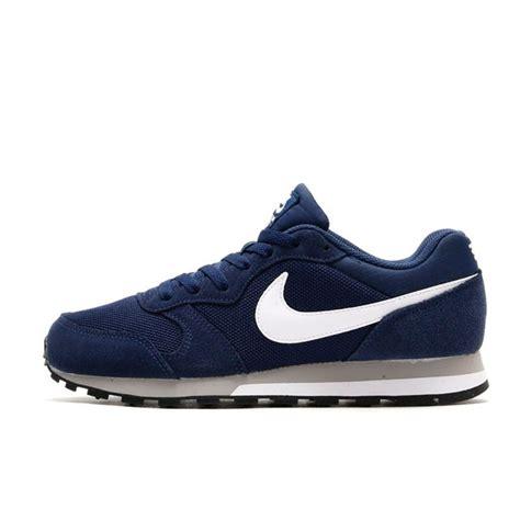 Sepatu Sneaker Nike Md Runner jual sepatu sneakers nike md runner 2 blue original