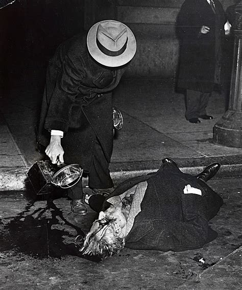 Crime Photographer by In The Time Of Weegee Mcny New York Stories